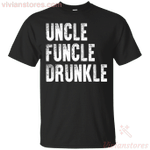 Funcle Uncle Funcle Drunkle for Men Gift T-Shirt