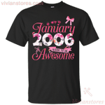 Since January 2006 Born To Be Awesome T-Shirt