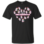 I Am An Unicornaholic Funny Unicorn Fans T-Shirt