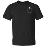 Niffler with Gold In Your Pocket T-Shirt