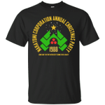 Nakatomi Annual Christmas Party Corporation 1988 T-Shirt