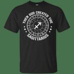 Then God Created The Sagittarius Pride T-Shirt