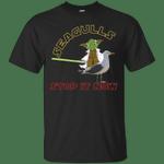 Yoda Seagull Stop It Now T-Shirt