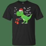 Fa Ra Ra Ra Rawr Tree Rex Funny T-Rex Xmas T-Shirt