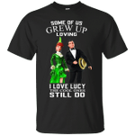 Lucy And Ricky I Love Lucy The Cool ones Still Do T-Shirt-Vivianstores