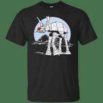 Star Wars Rudolph ATAT Walker Holiday Graphic T-Shirt