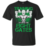 Training To Open The Eight Gates T-Shirt
