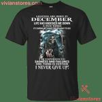 Legends Devil Are Born In December T-Shirt