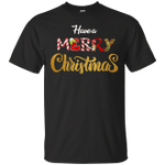 Have A Merry Christmas Lights T-Shirt