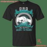 Dad And Daughter Not Always Eye To Eye T-Shirt