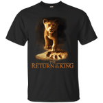 Lion King The Return Of The King T-Shirt-Vivianstores