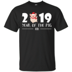 Year Of The Pig 2019 Cute Pig New Year T-Shirt