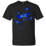 Let It Be Blue Dragon Hippie T-Shirt