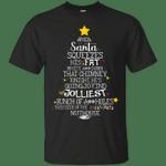 Christmas Vacation Funny Jolliest Bunch Christmas Tree T-Shirt
