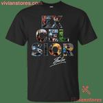 Stan Lee Sign Excelsior T-Shirt