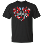 I Am A Inuaholic InuYasha Fans T-Shirt-Vivianstores
