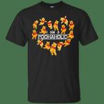 I Am A Poohaholic Funny Pooh Fans T-Shirt-Vivianstores