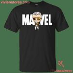 Stan Lee Marvel T-Shirt-Vivianstores