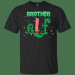 Elf Brother Costume Matching Christmas T-Shirt-Vivianstores