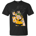 Dragon Ball Songoku Salt Bae Funny Parody T-Shirt-Vivianstores