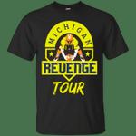 Michigan Revenge Tour Fan T-Shirt-Vivianstores