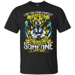 Songoku I'm Just real That Is Who I Am and I Will Never Be Someone T-Shirt-Vivianstores