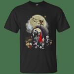 Jack Skellington's Wedding under The Moon T-Shirt-Vivianstores