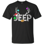 Sparkle Jeep Lover Merry Christmas T-Shirt-Vivianstores