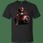 Stan Lee - Captain America - Spiderman Marvel T-Shirt-Vivianstores