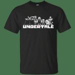 Undertale Toriel, Papyrus, Sans, Undyne, Alphys T-Shirt-Vivianstores