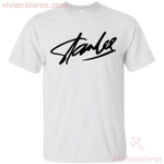 Stan Lee Sign T-Shirt-Vivianstores