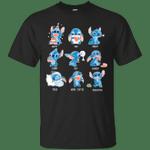 Disney Toddler Stitch - Cute Stitch Emoji T-Shirt-Vivianstores