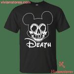 Mickey Mouse Death Halloween T-Shirt-Vivianstores
