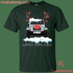 Merry Jeep-mas Christmas T-Shirt-Vivianstores