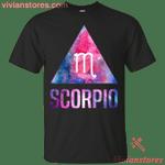 Scorpio Symbol Zodiac Birthday Men Women T-Shirt-Vivianstores