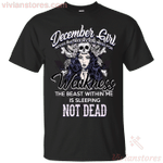 December Girl Never Mistake T-Shirt-Vivianstores