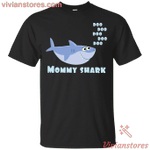 Mommy Shark Doo Doo Doo T-Shirt-Vivianstores.com