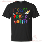 Team Pre-K Back To School T-Shirt-Vivianstores