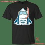 Funny Shark Week T-Shirt-Vivianstores