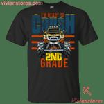 Crush 2nd Grade Back To School T-Shirt-Vivianstores