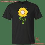 Softball Sunflower T-Shirt-Vivianstores