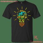 Health Awareness The Power Of Yet T-Shirt-Vivianstores