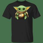 Baby Yoda Hugging Guinea Pig T-shirt VA03