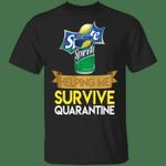 Sprite Helping Me Survive Quarantine T-shirt HA04
