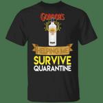 Gordon's Helping Me Survive Quarantine T-shirt HA04