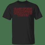 Class Of 2020 Quarantine Things T-shirt Stranger Things Style HA04