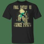 Final Fantasy VII Since 1997 T-shirt Gamer Tee MT04