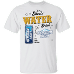Save Water Drink Keystone Light T-shirt Beer Tee HA04