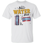 Save Water Drink Icehouse T-shirt Beer Tee HA04
