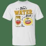 Save Water Drink Amstel T-shirt Beer Tee HA04